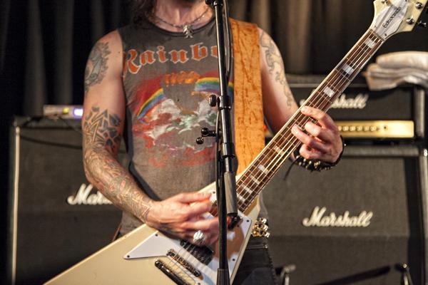 El Metal, una de las especialidades musicales de Noruega