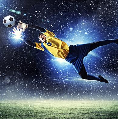 Vive el fútbol del Mundial como nunca optimizando las prestaciones de tu televisor
