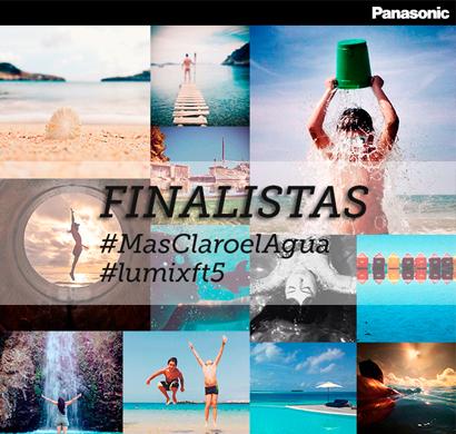 Finalistas del concurso de fotografía en Instagram: #MasClaroelAgua