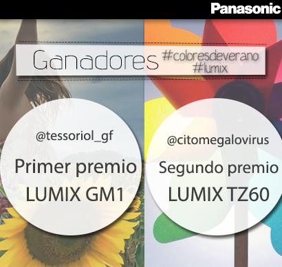 Ganadores del concurso de fotografía en Instagram: #ColoresdeVerano