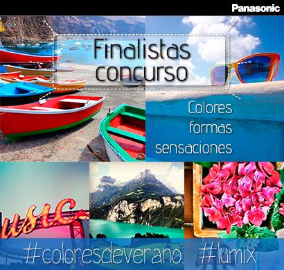 Finalistas del concurso de fotografía en Instagram: #ColoresdeVerano