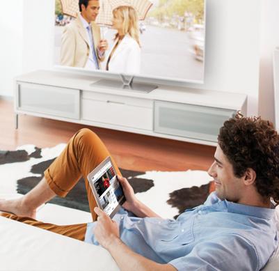 Cómo elegir el correcto tamaño del televisor para tu casa