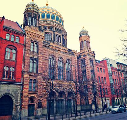 Berlín y su barrio judío