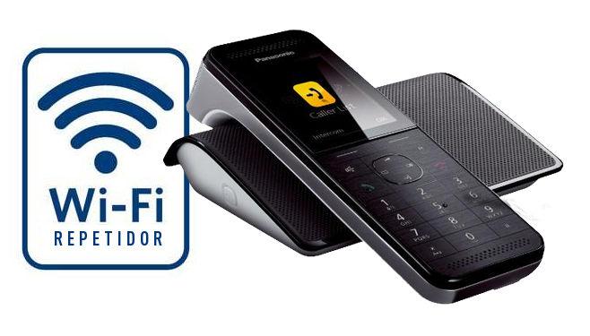 ¿Cómo utilizar tu teléfono Panasonic DECT como amplificador Wifi?