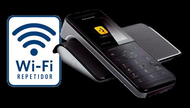 amplificador wifi dect panasonic