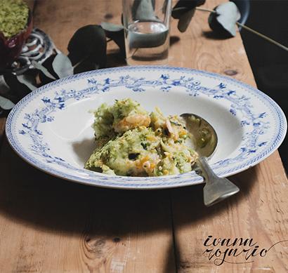 Pastel de pescado: una modesta gran comida de domingo