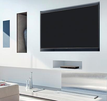 Experiencia cinematográfica en el hogar con Blu-ray 4K y barra de sonido HTB485