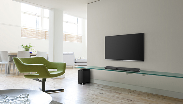 Consigue un sonido de cine en tan sólo 5 minutos: añade una barra de sonido a tu Pansonic Smart TV