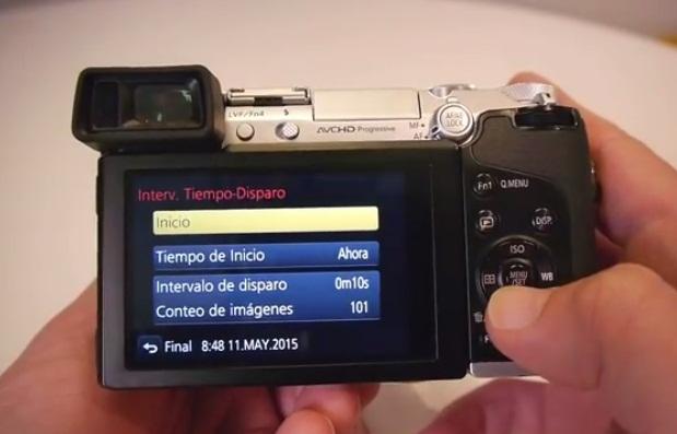 Cómo hacer un vídeo time-lapse con tu cámara Lumix G