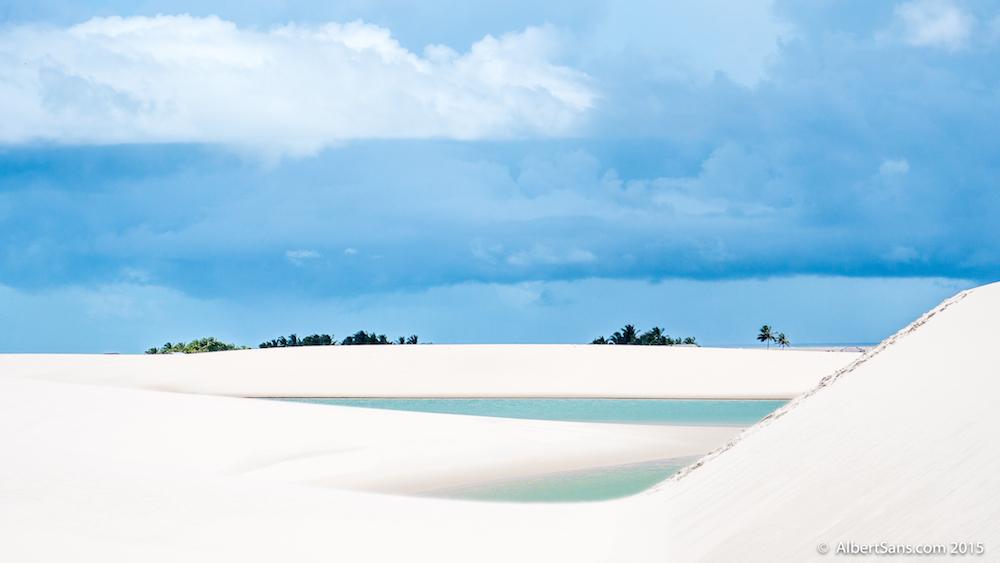 Lençois Maranhenses: un mar de agua y dunas en Brasil