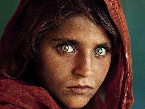 Steve McCurry: el mejor retratista de la historia