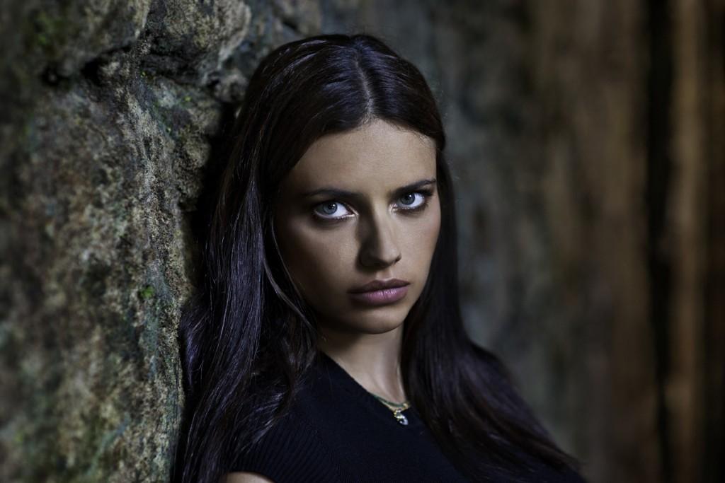 Adriana Lima - Steve McCurry