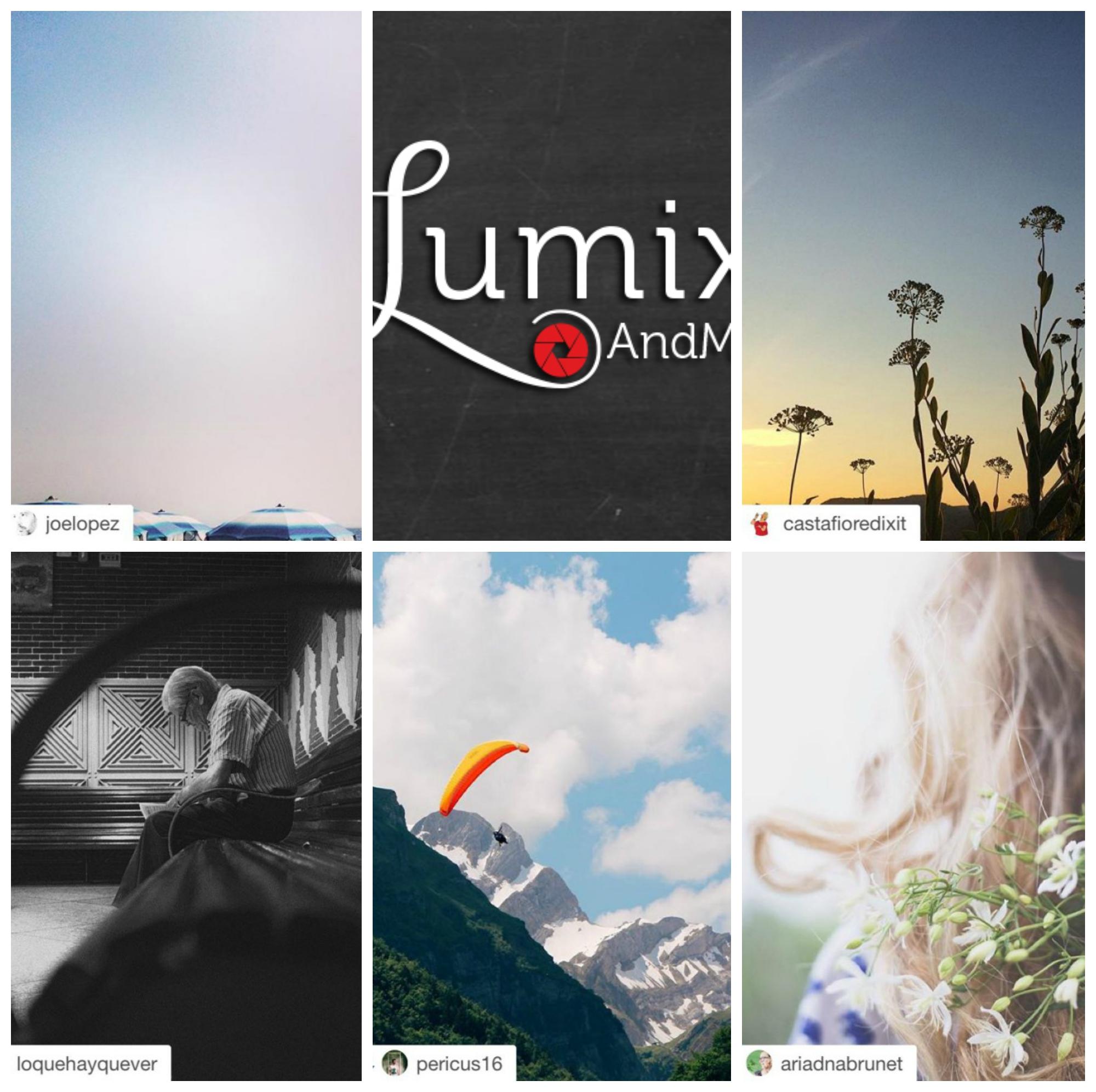 #LumixAndMe en Instagram: descubre los 5 protagonistas del mes de julio