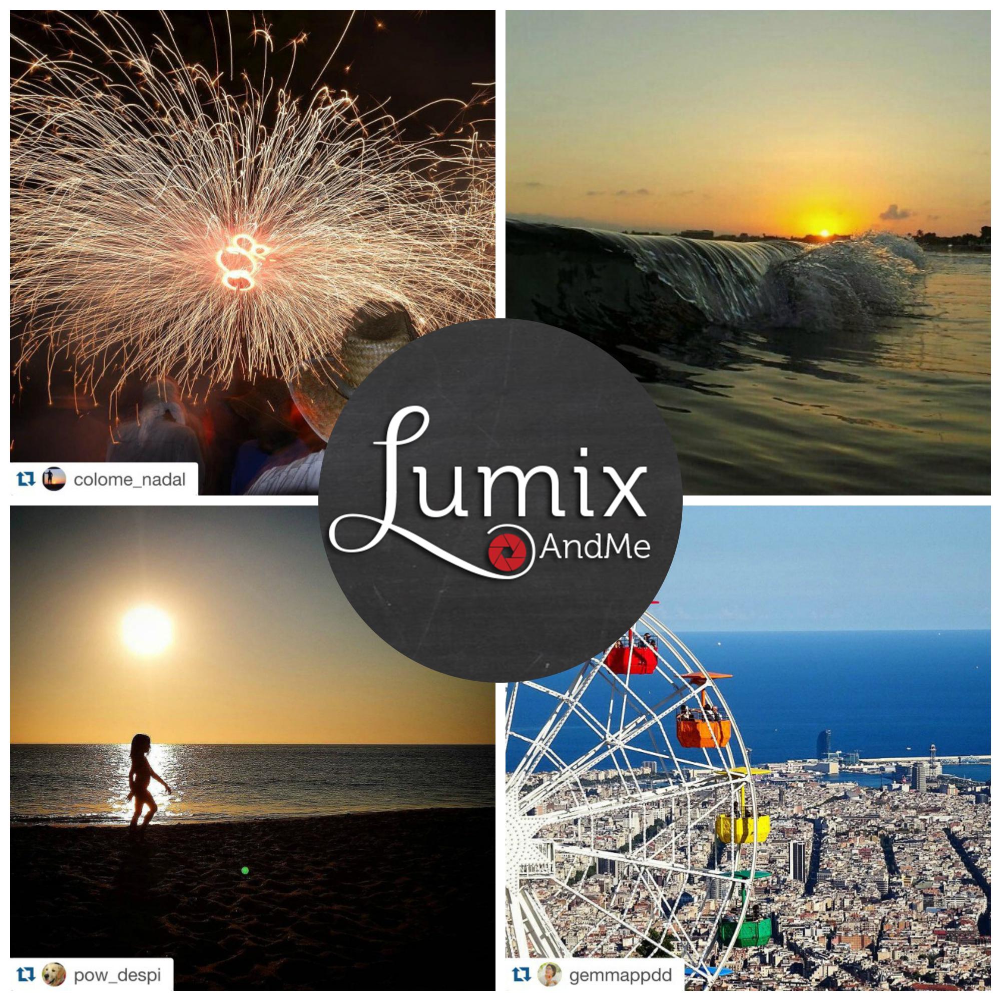 #LumixAndMe en Instagram: nuestros 4 protagonistas del mes de agosto