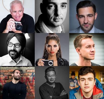 Lumix Ambassadors: Prestigiosos profesionales de la fotografía colaboran con Panasonic