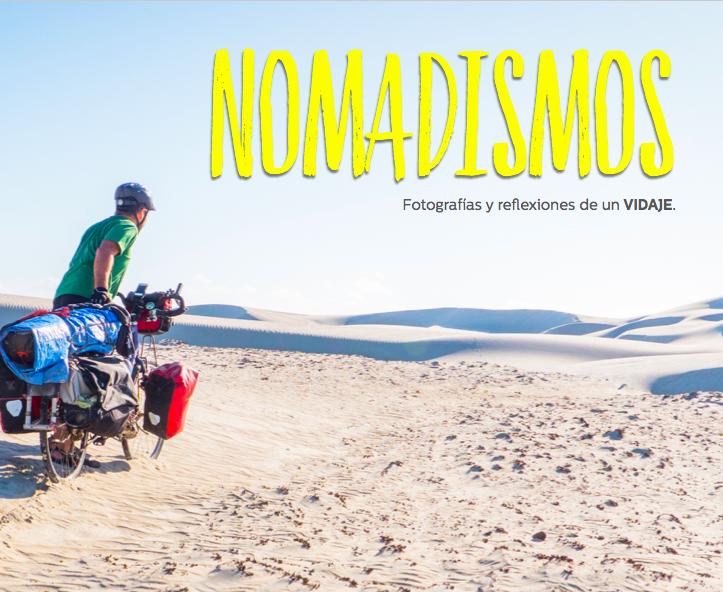 Nomadismos, el ebook del vidaje de Albert Sans