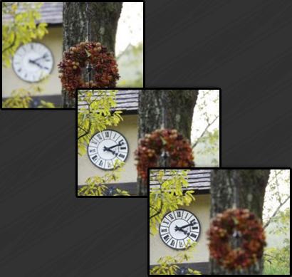 Post Focus: cambia el enfoque del área de una imagen después del disparo