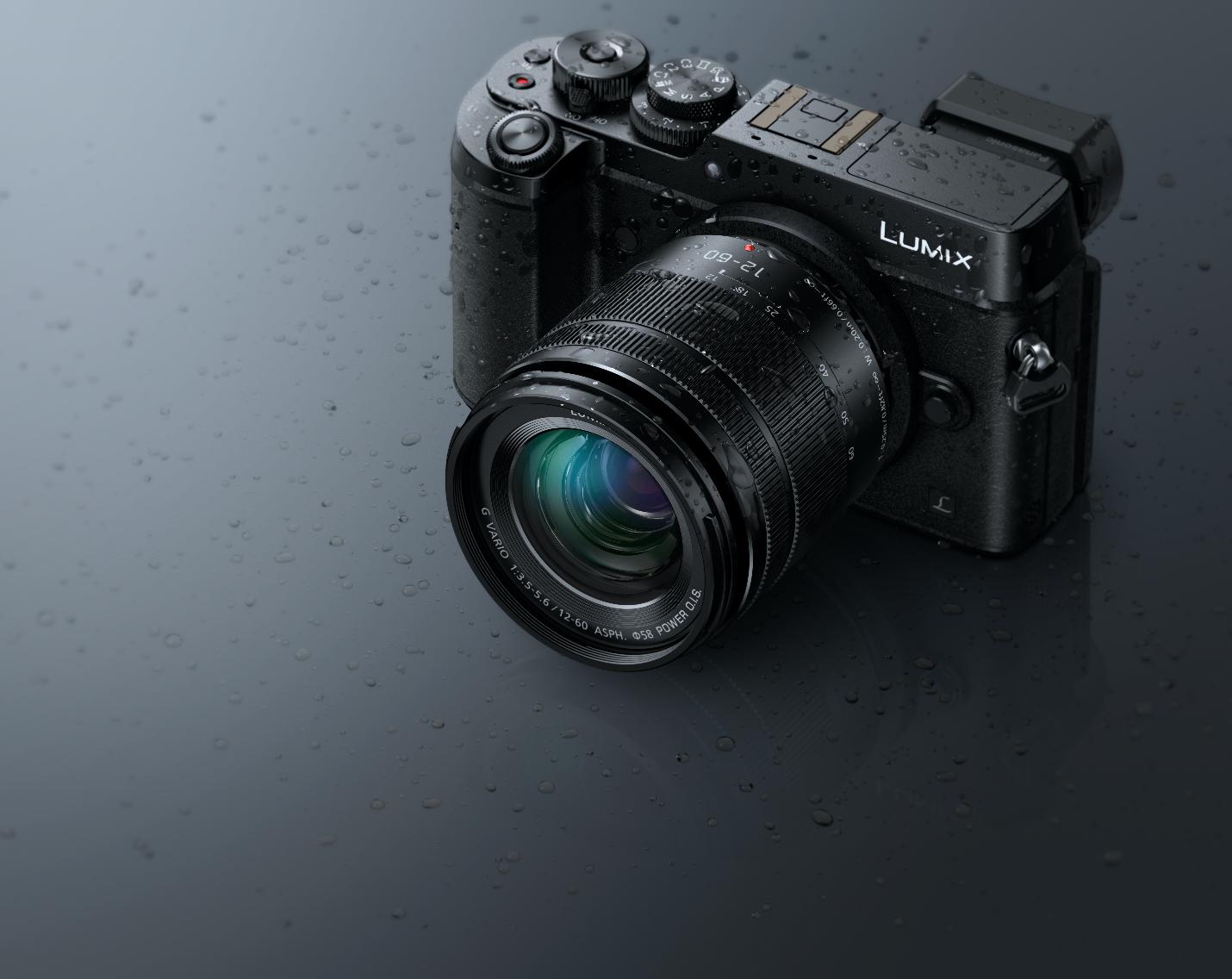 Presentamos el nuevo objetivo LUMIX G con zoom 12-60mm totalmente versátil