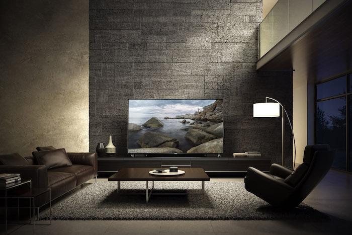 Esta es la próxima generación de televisores 2016 4K Pro Ultra HD