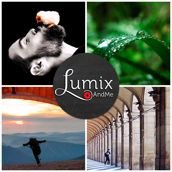 #LumixAndMe en Instagram: nuestros protagonistas del mes de enero