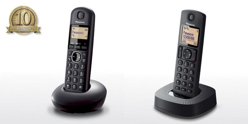 teléfonos inalámbricos tgc310 y tgc210