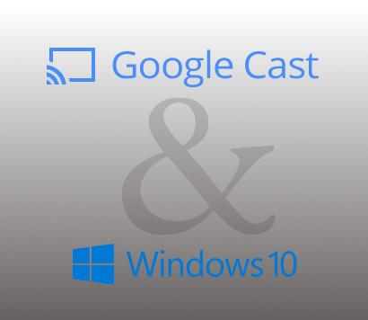 DLNA en Windows 10 y Google Cast: envía contenido a tu TV