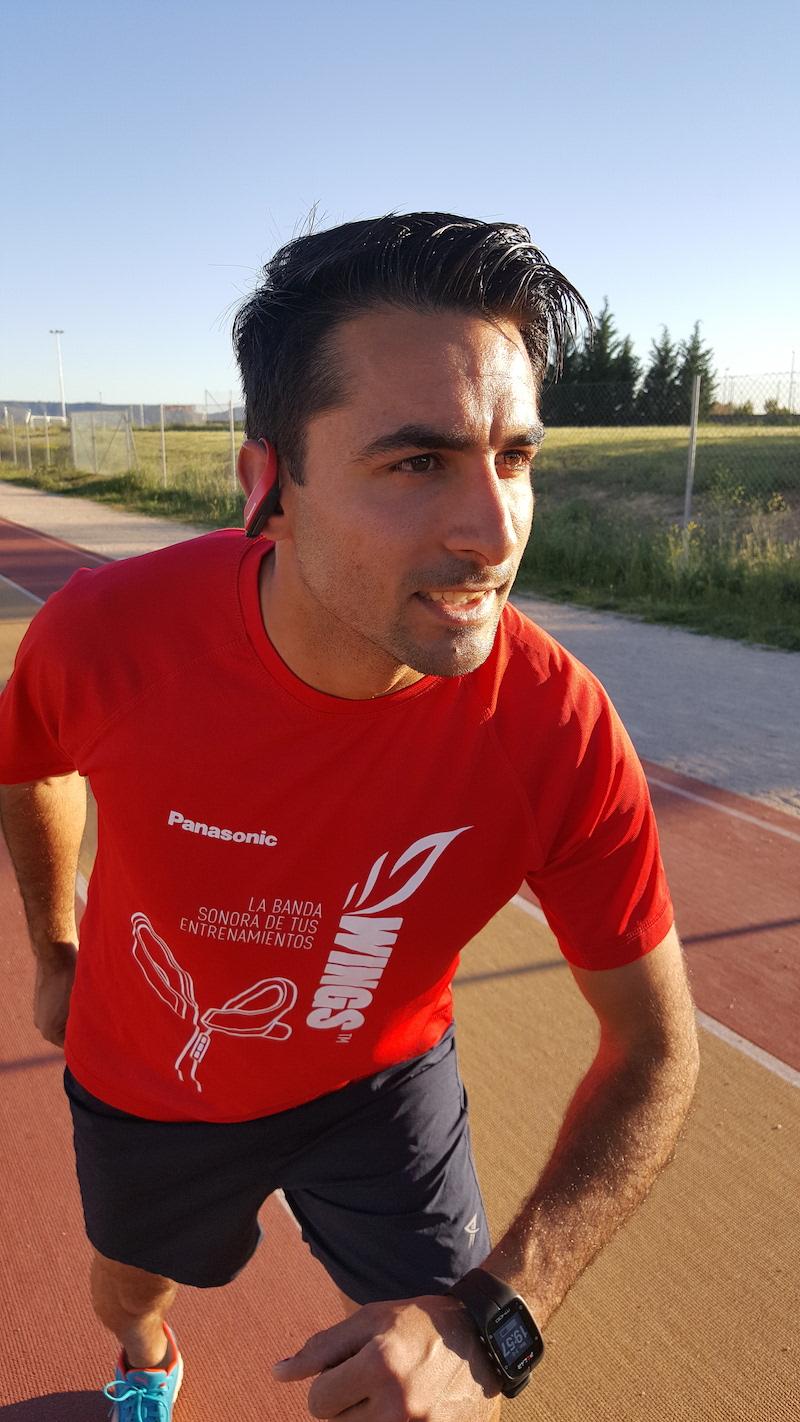 Una carrera popular…y no pude parar de correr