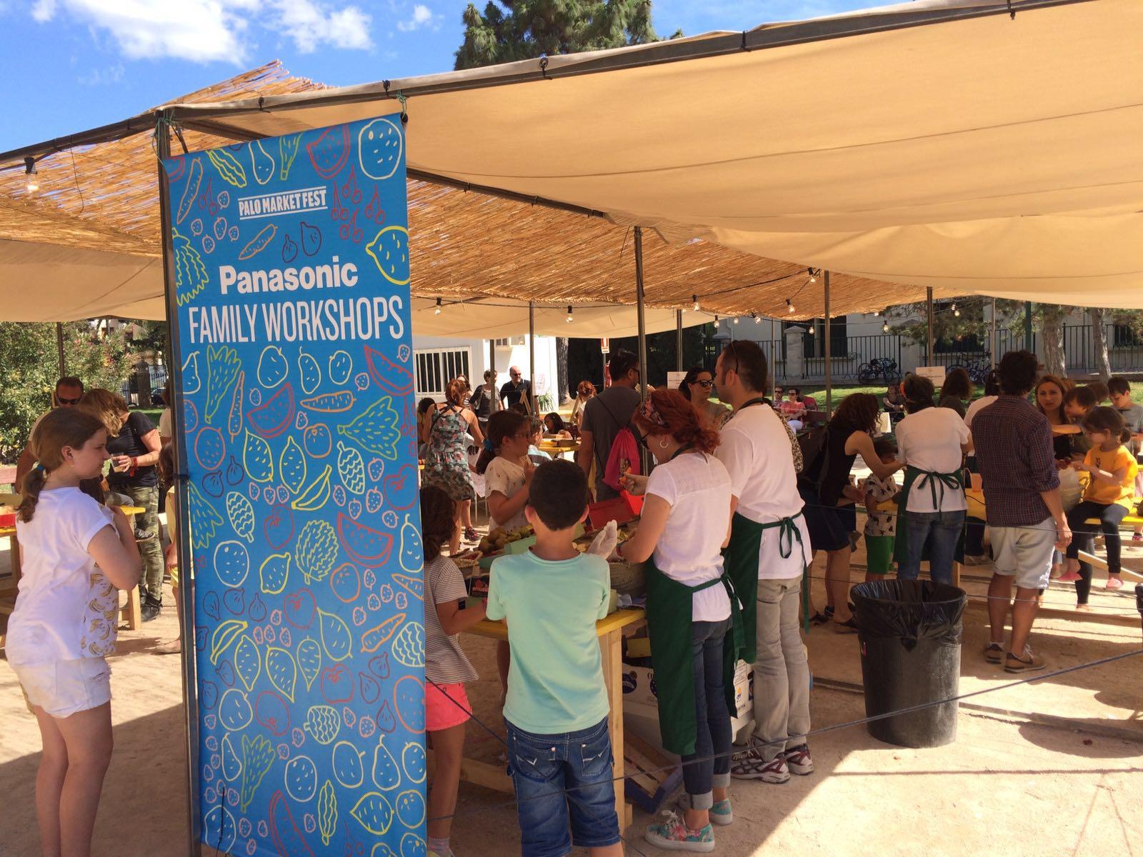 Descubre nuestros Family Workshops en Palo Alto Market