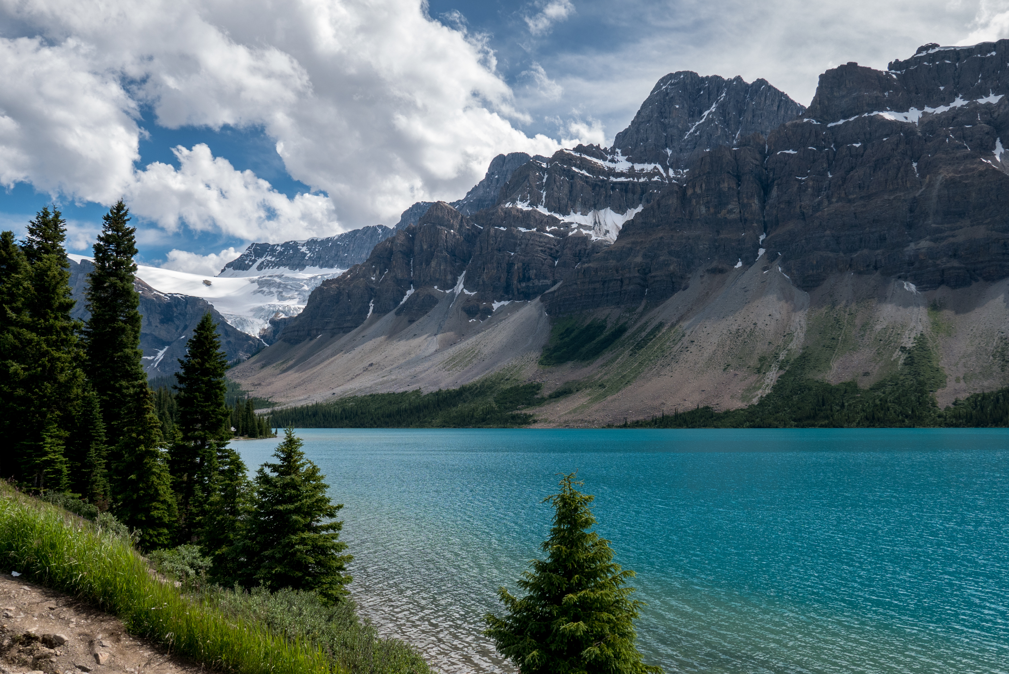 Banff y Yoho, cruzando las Montañas Rocosas de Canadá