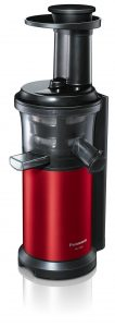 MJ-L500 Slow Juicer Red