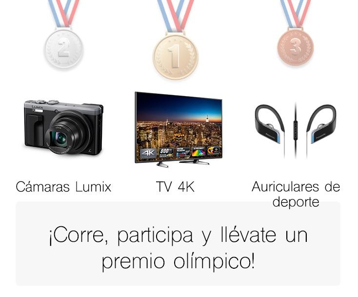Promoción Río 2016 ¡regalamos un premio cada día!