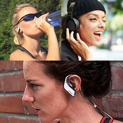 De diadema o de canal, elige tus auriculares Bluetooth