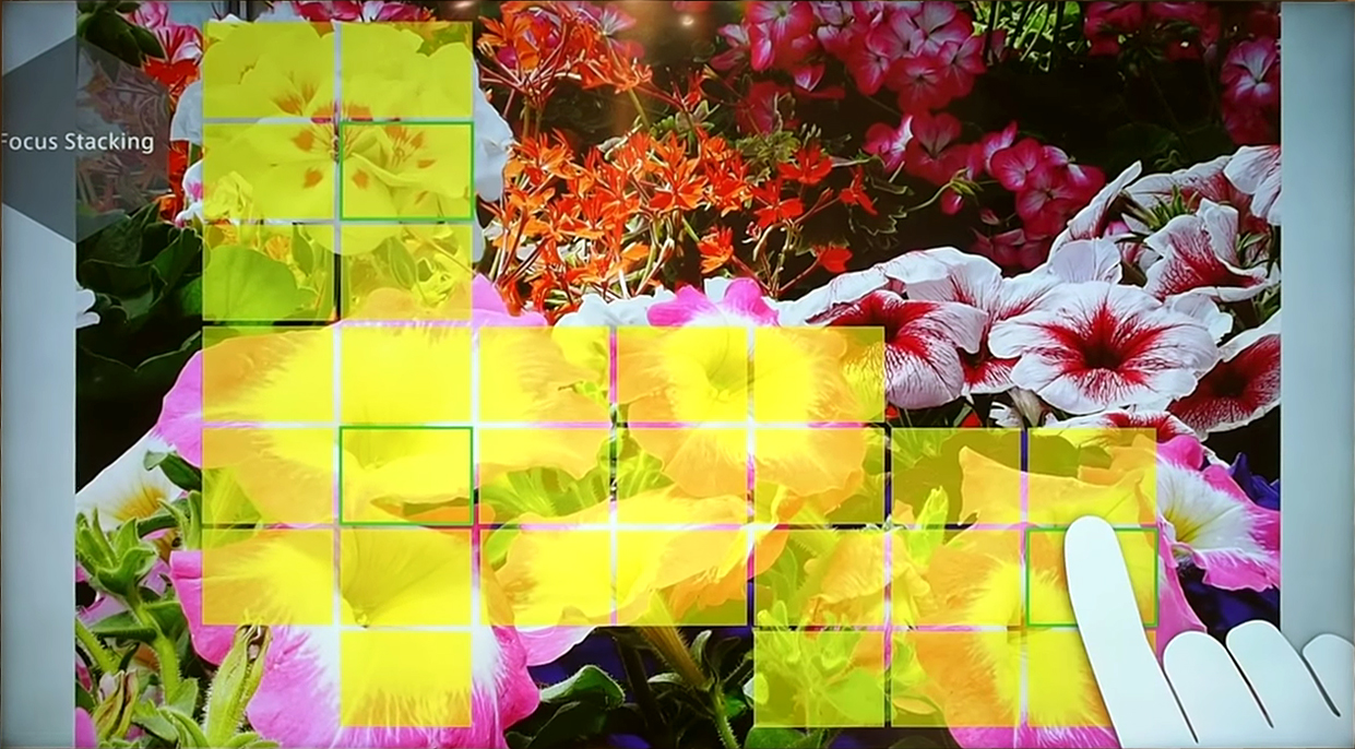 Focus stacking ahora automático en tu cámara Lumix G