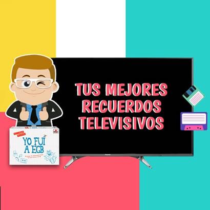 Gana un TV 4K gracias a tus recuerdos televisivos