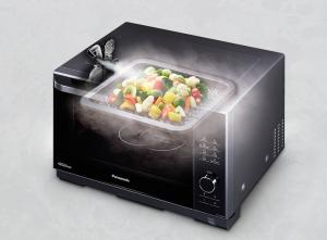 microondas vapor
