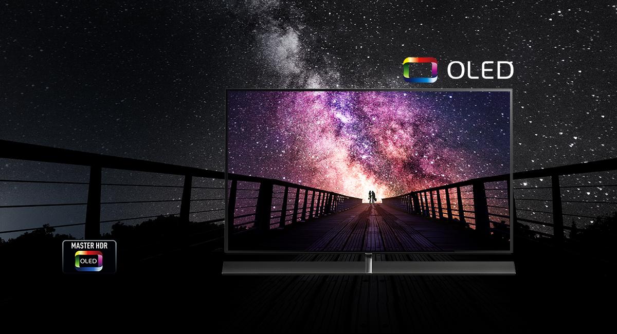 Nuevo Televisor OLED EZ1000: Hollywood en casa por Navidad
