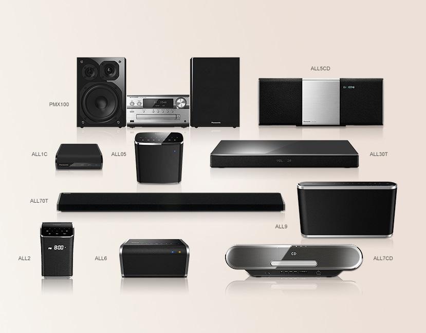 Disfruta de la música en todo el hogar sin instalaciones