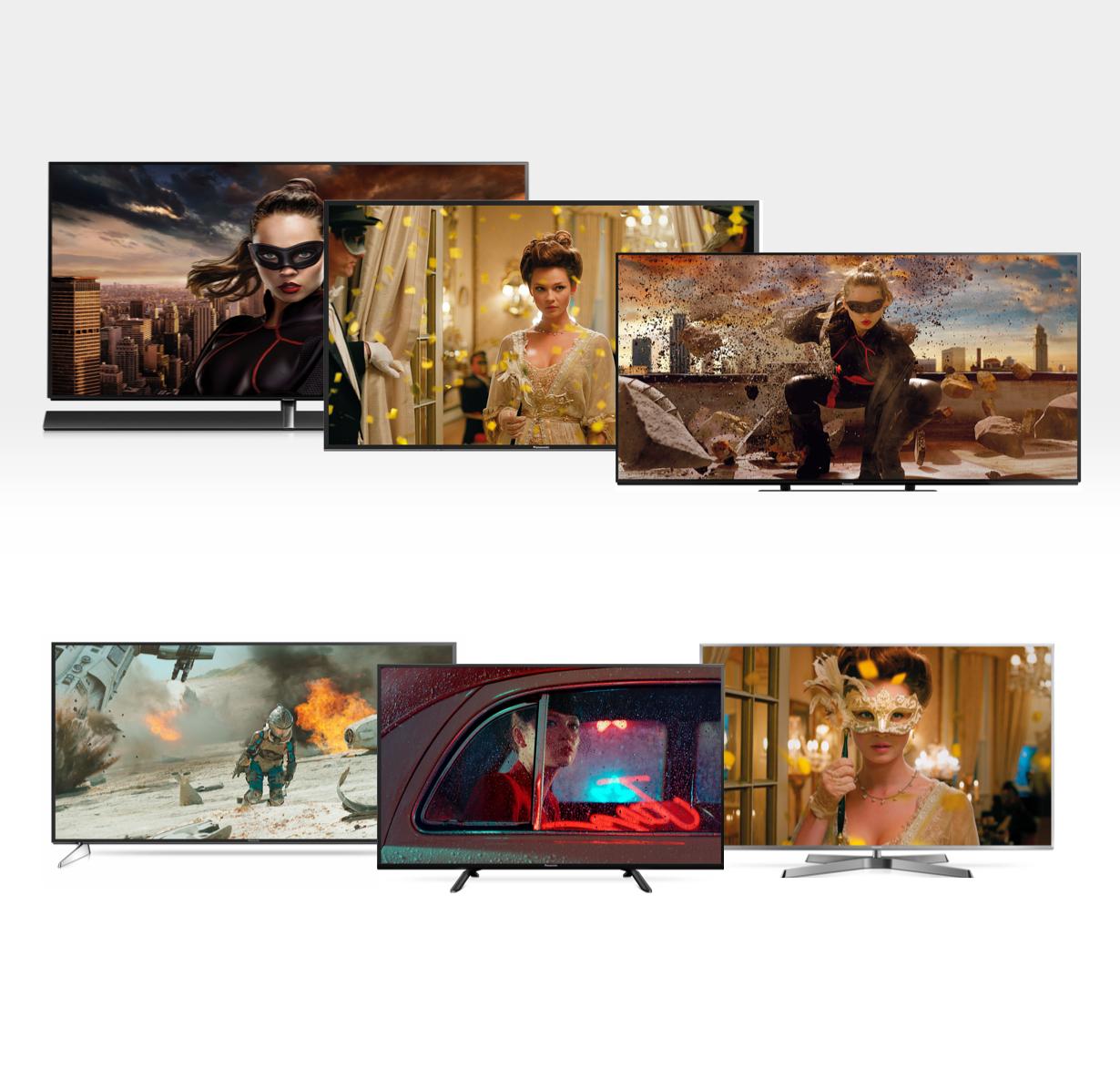 OLED, 4K, HDR… Ampliamos nuestra gama de Televisores