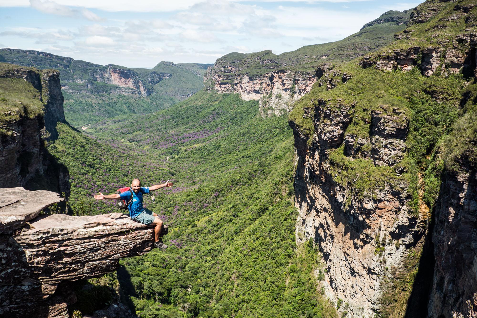 Guiné y Cachoeirao por arriba