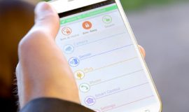 Panasonic Alarma sin cuotas Smart Home