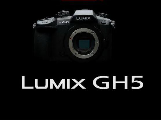 Descubre la nueva Lumix GH5 en tu tienda más cercana