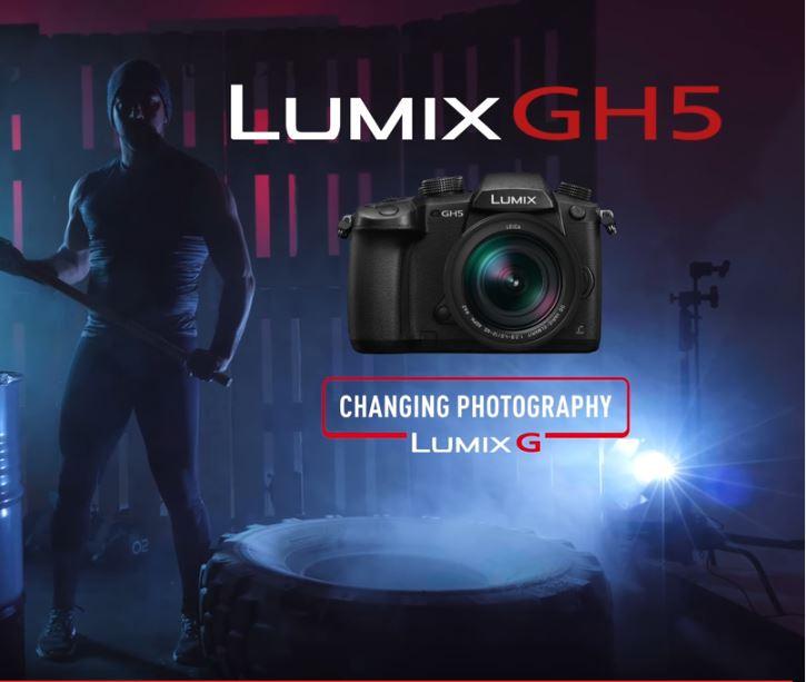 La nueva Lumix GH5 llega a España bajo una gran expectación
