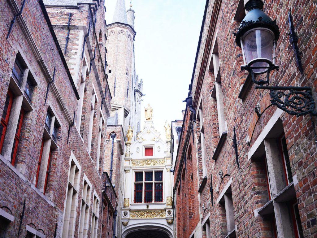 brujas - calles antiguas