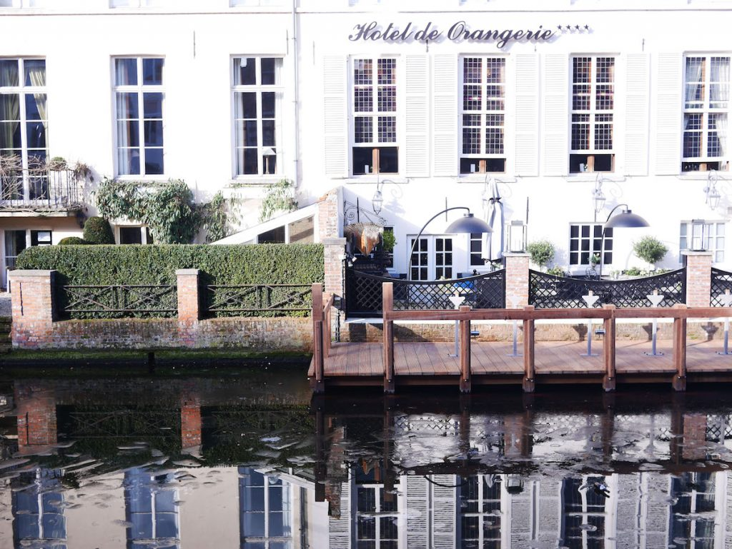 brujas . hotel de orangerie