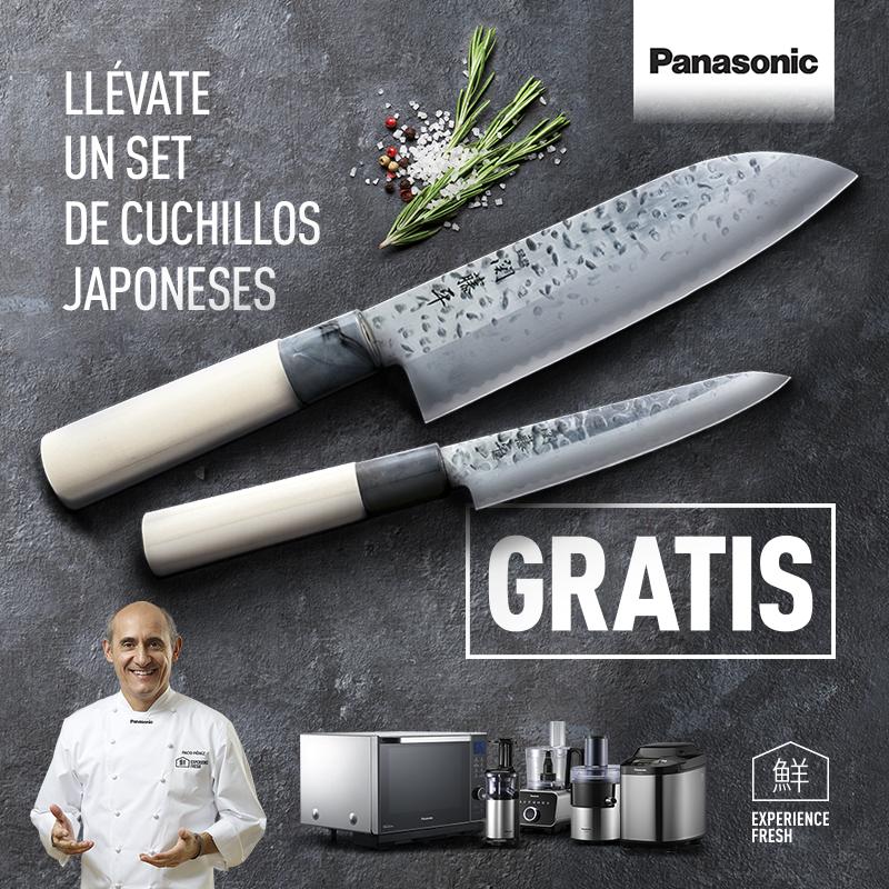 Disfruta del placer de cocinar con cuchillos japoneses, y siéntete como un chef con estrellas