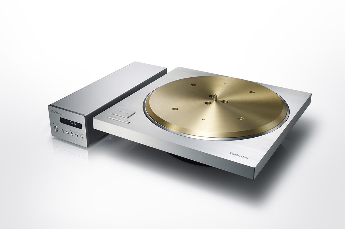 Technics anuncia en IFA el lanzamiento de su tocadiscos de tracción directa Reference Class SP-10R
