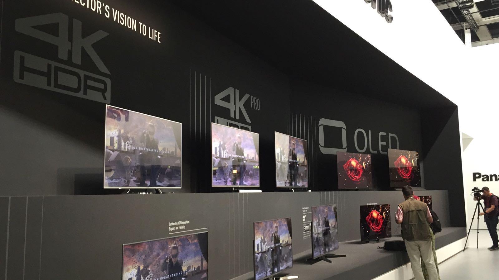 El OLED más grande: ampliamos la línea de TV con una pantalla de 77 pulgadas