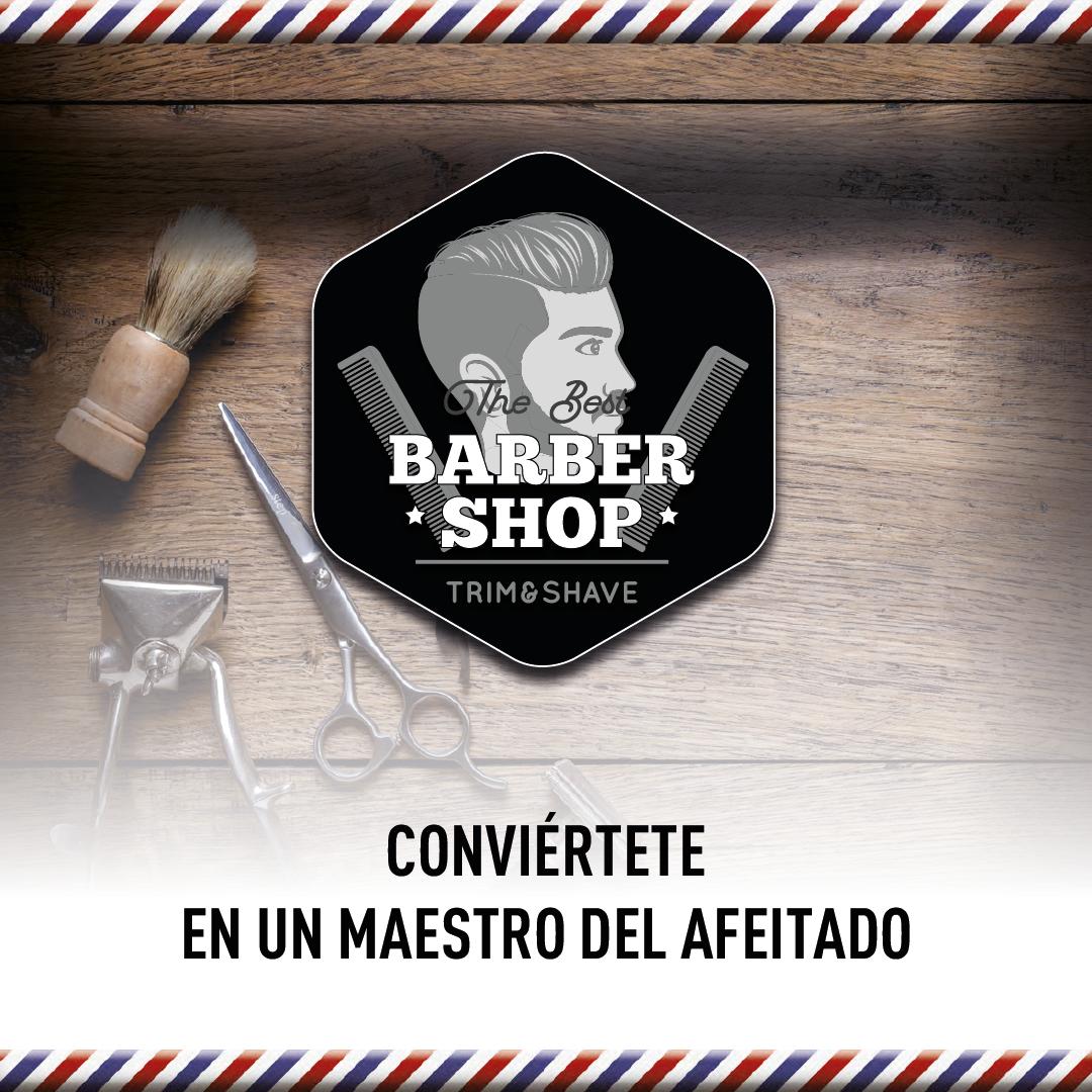El Barber shop de Panasonic vuelve al Corte Inglés este otoño