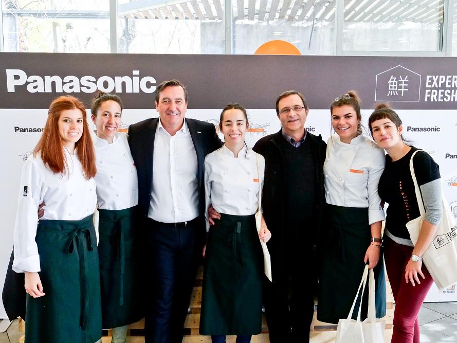 Fundación Alicia y Panasonic