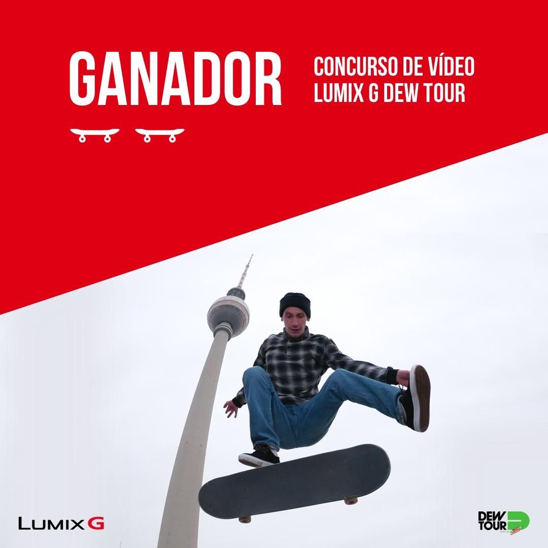 Concurso Lumix G Dew Tour: ya tenemos el ganador de una LUMIX GH5